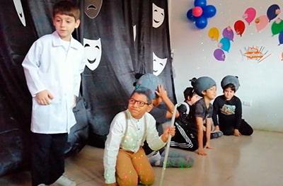colegio crear festival de la lectura